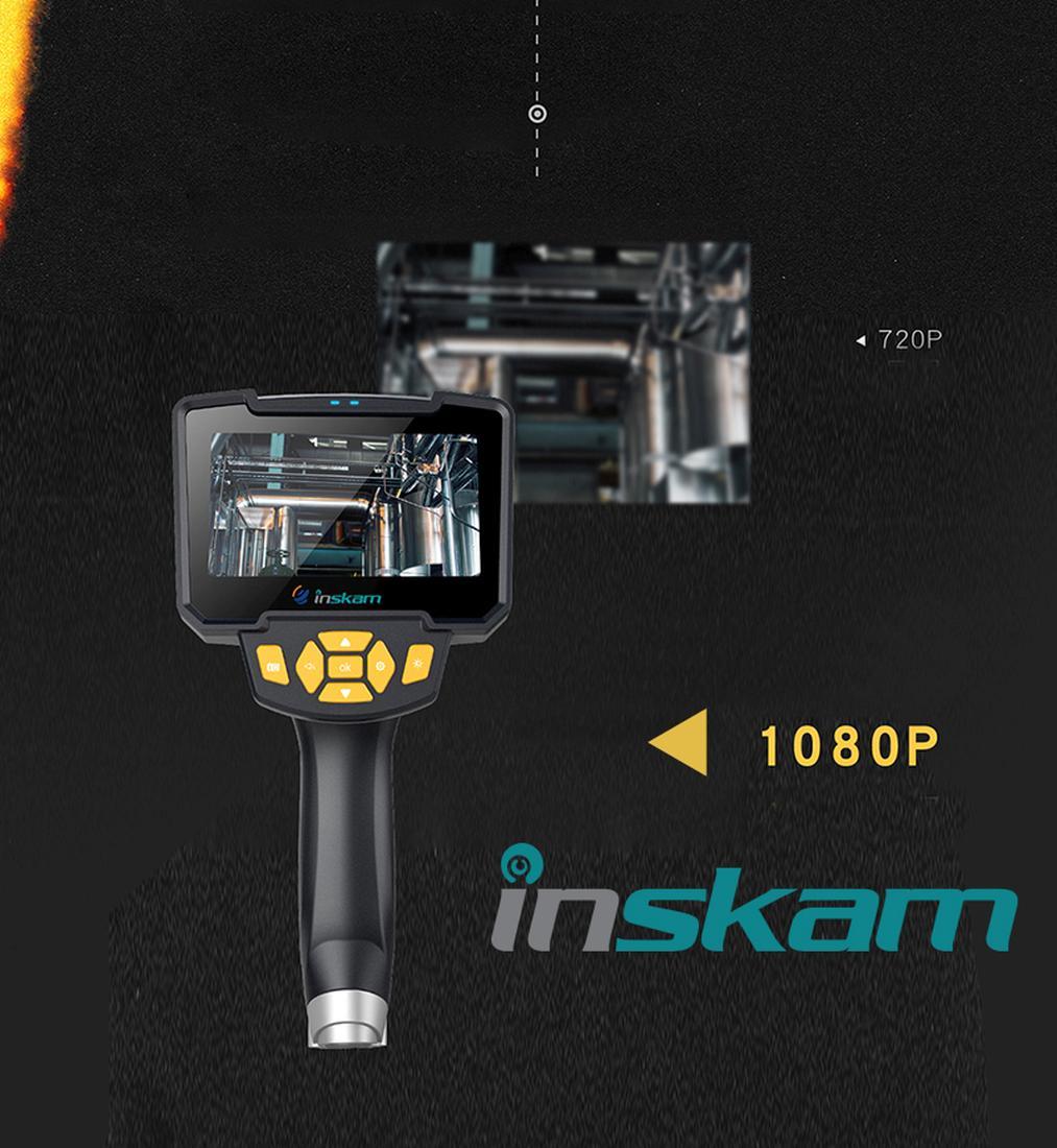 Kamera inspekcyjna od firmy Inskam