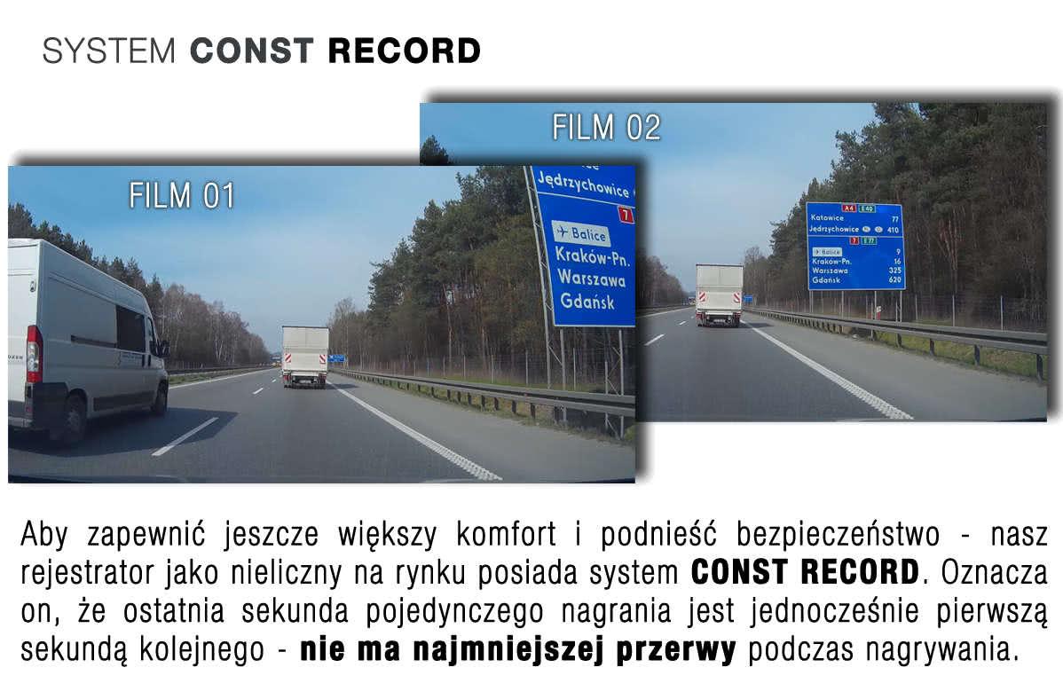 const record w VIOFO WR1